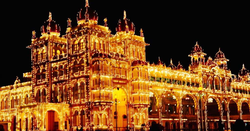Mysore_Palast_2