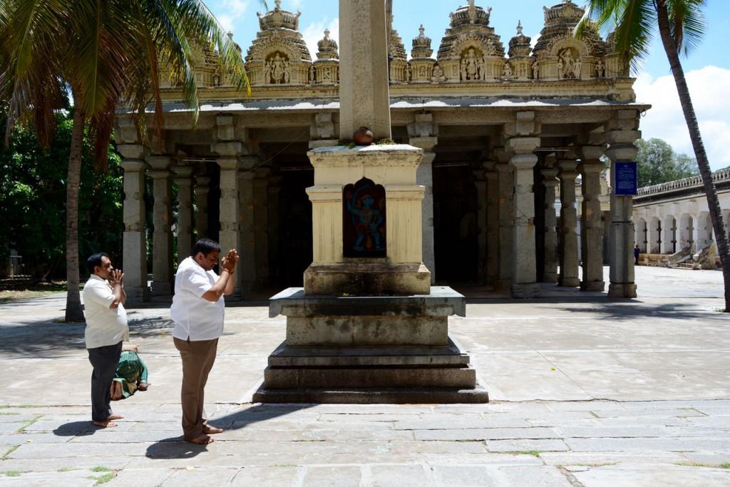 Mysore_Palast_Tempel