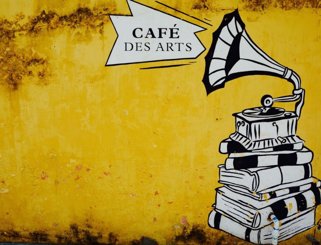 Pondicherry_CafeDesArts_Painting
