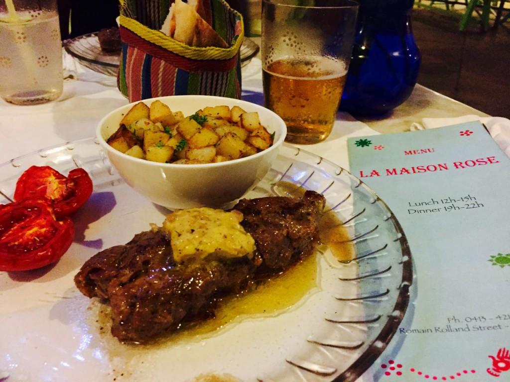 Pondicherry_LaMaisonRose_Food, essen in indien