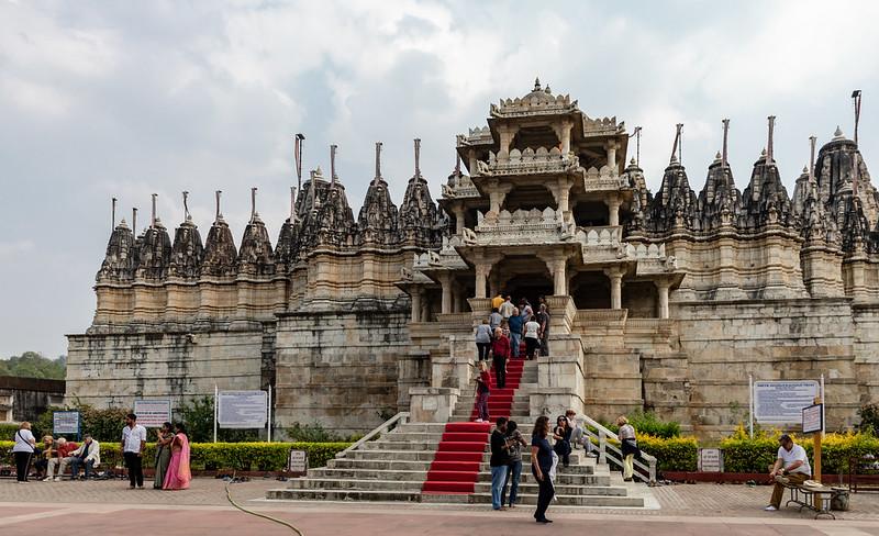 Ranakpur Jain Temple, Temples in Rajasthan