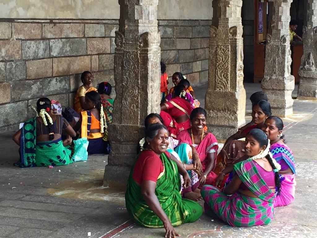 Madurai-Women, tamil nadu indien