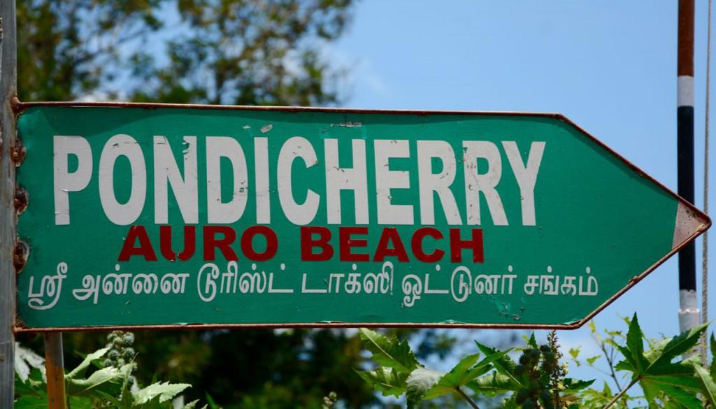 Pondicherry Aurobeach