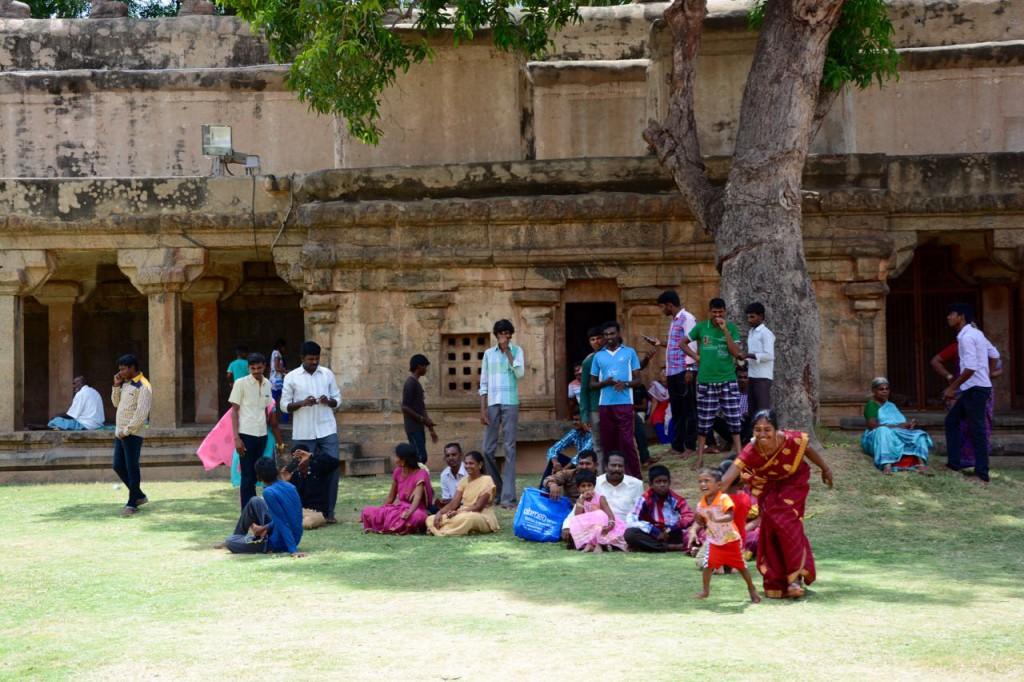 Thanjavur tamil nadu indien