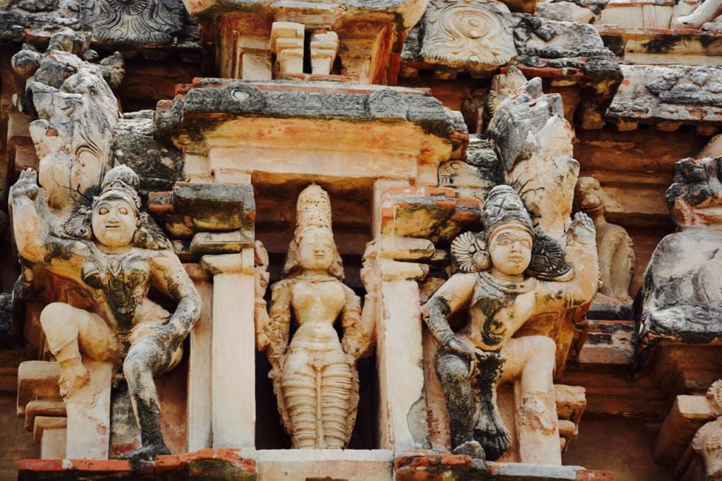 Thanjavur-Relief
