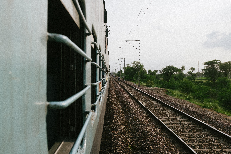 Scenic train travel