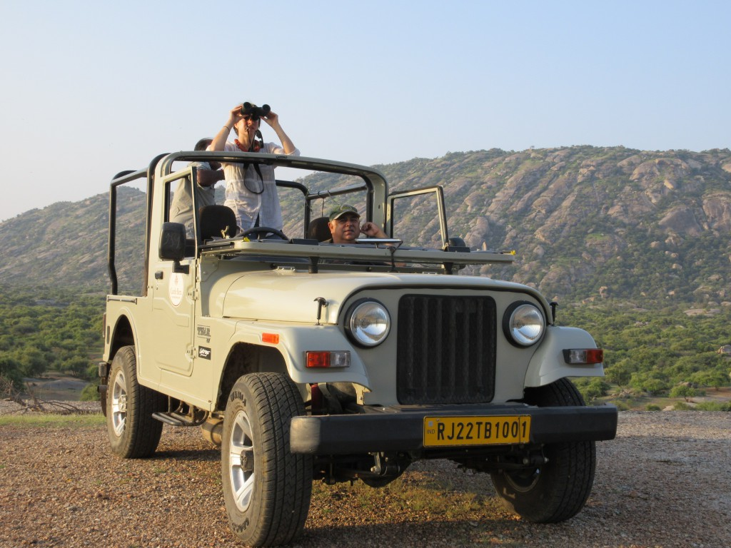 Travelling with Guides in India