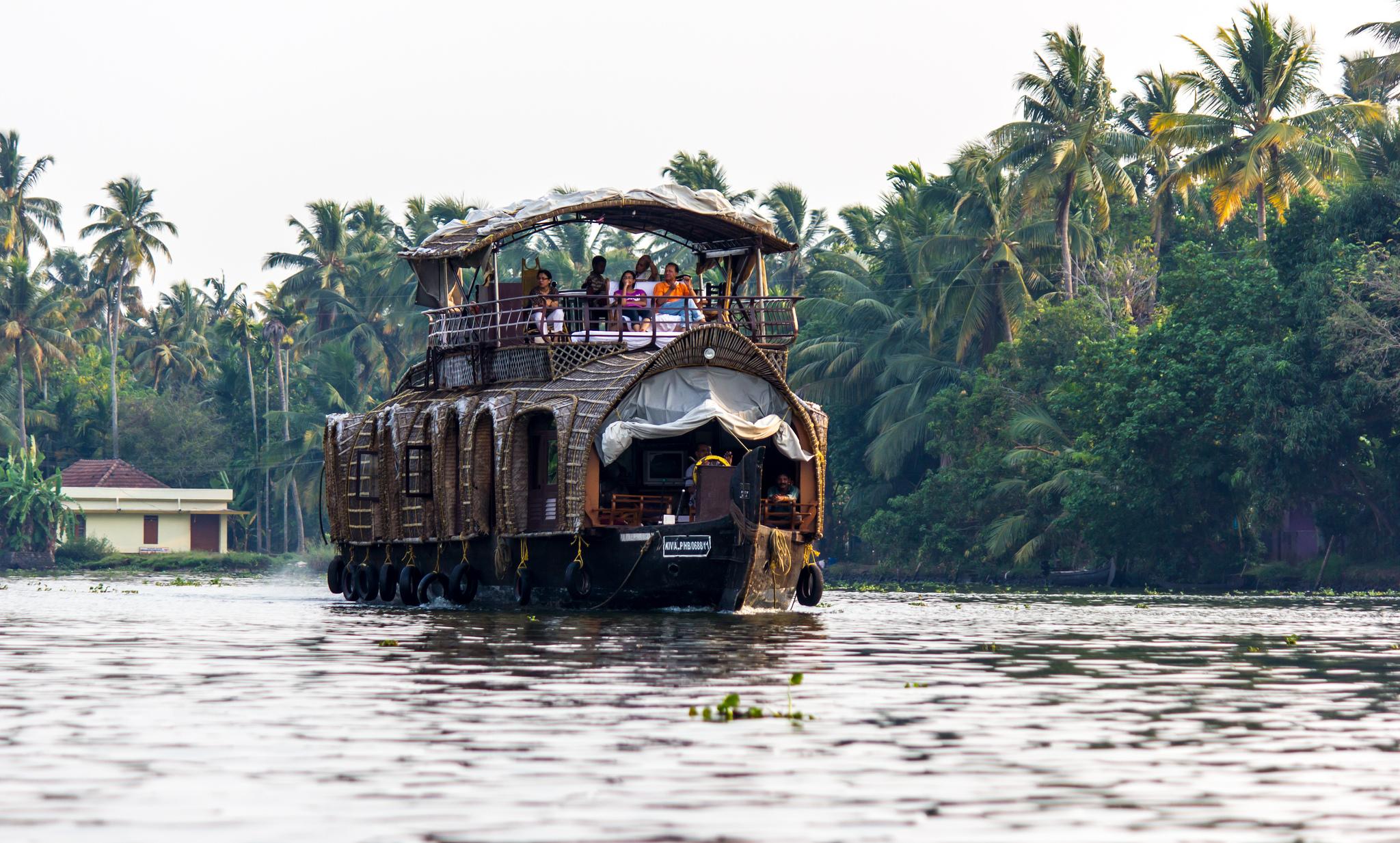 Urlaub in Kerala