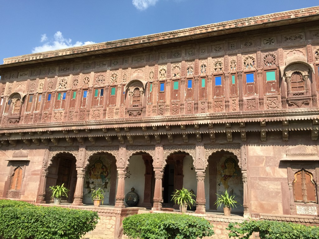 Historische Hotels Indien