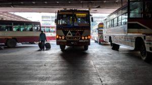 indien reisetipps, bus