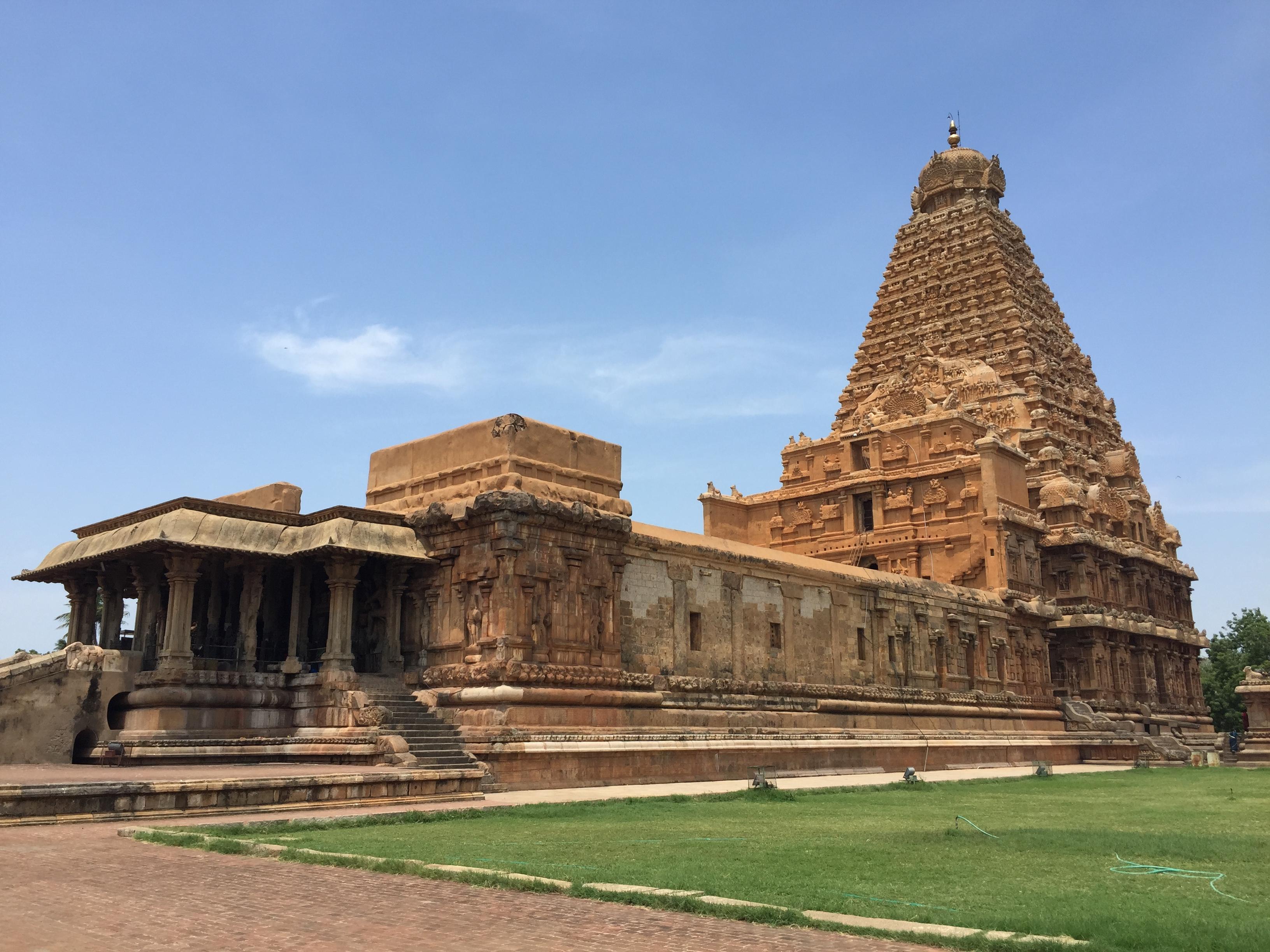 Individualreise nach Indien: Die schönsten Tempel