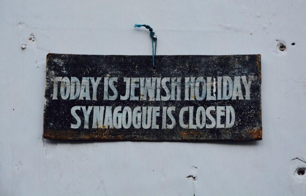 Synagoge in Kochi
