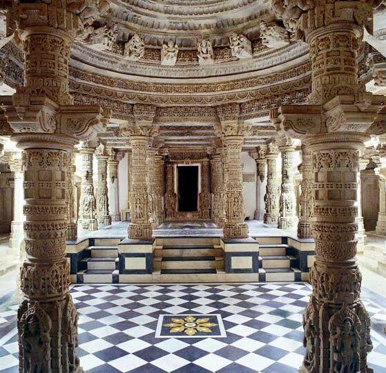 Empfehlungen für Indienurlaub: die schönsten Tempel