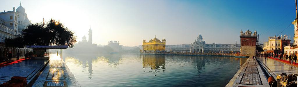 Die 10 spektakulärsten Tempel Indiens: Golden Temple Amritsar