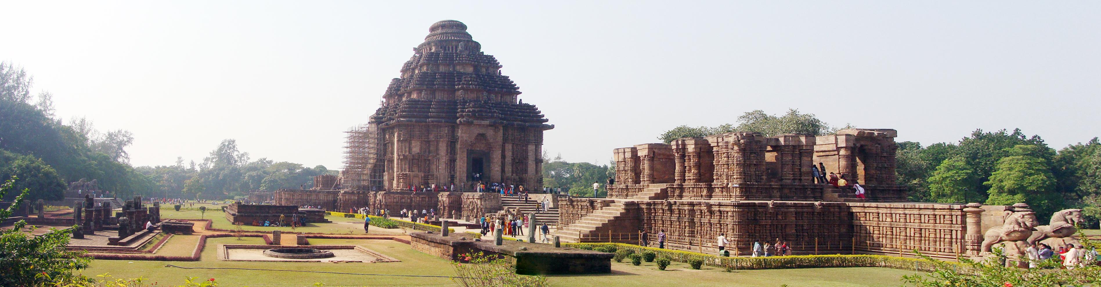 Die tollsten Tempel Indiens