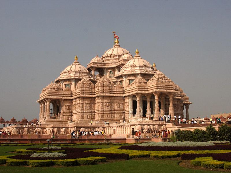 Indien Tipps: die schönsten Tempel
