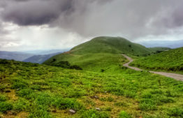 südindien, coorg, hill stations