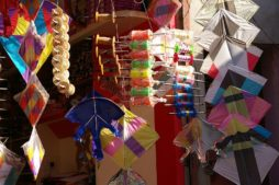 Drachenfestival nordindien