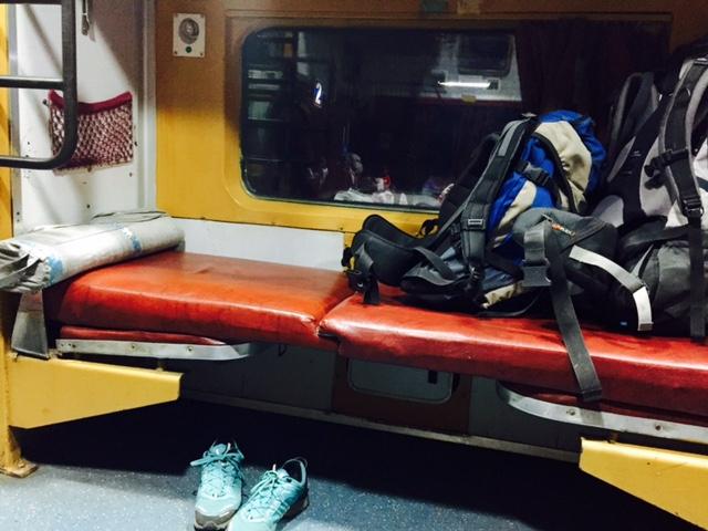 Transport-Zug-Rucksack