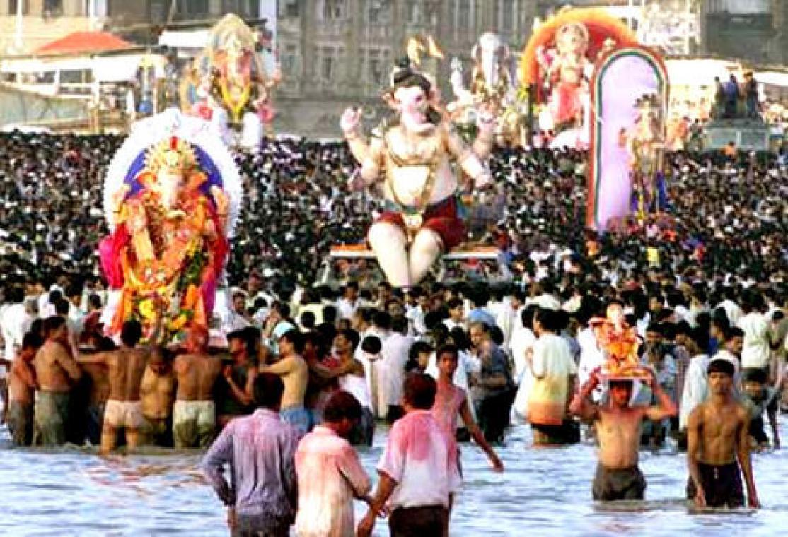 festival de Ganesh Chaturti