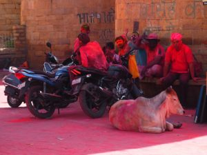 festival en Inde