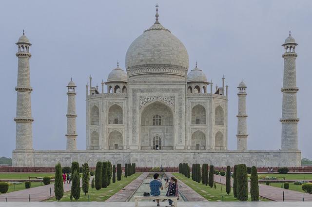 Taj Mahal, Romantic Getaway to India