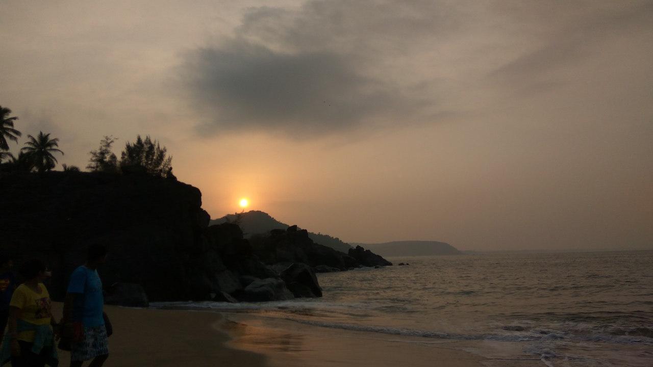 gokarna beach, goa, karnataka, beaches, india travel,