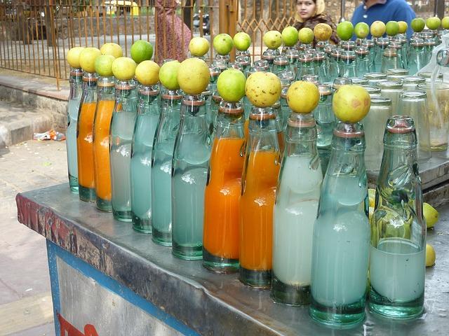 Lemonade, Numbu Pani, Local drinks in India