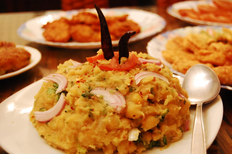 Indian snacks, Mouthwatering street food