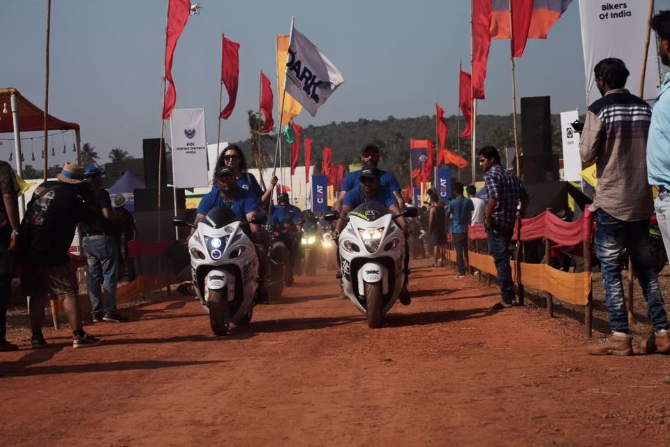 India Bike Week - Flag