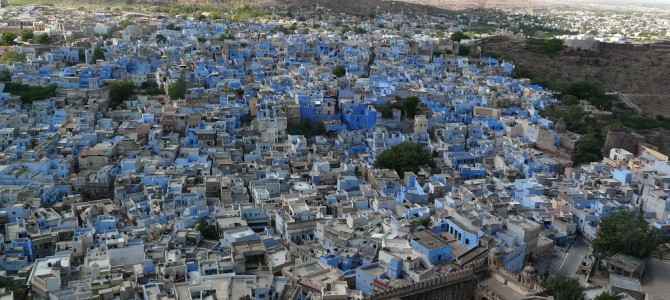 Live like a local: Jodhpur