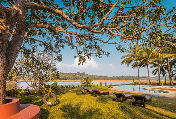 homestays in south india