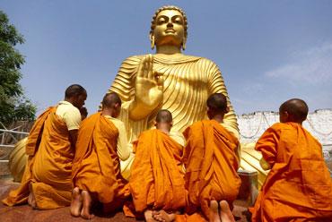 Itinéraire vers bouddhisme