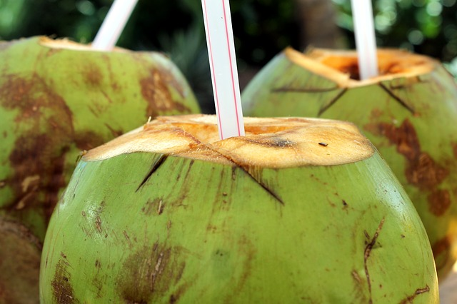 refreshing coconut water, benifits of Coconut water
