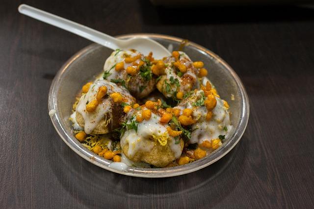 Street food in Calcutta