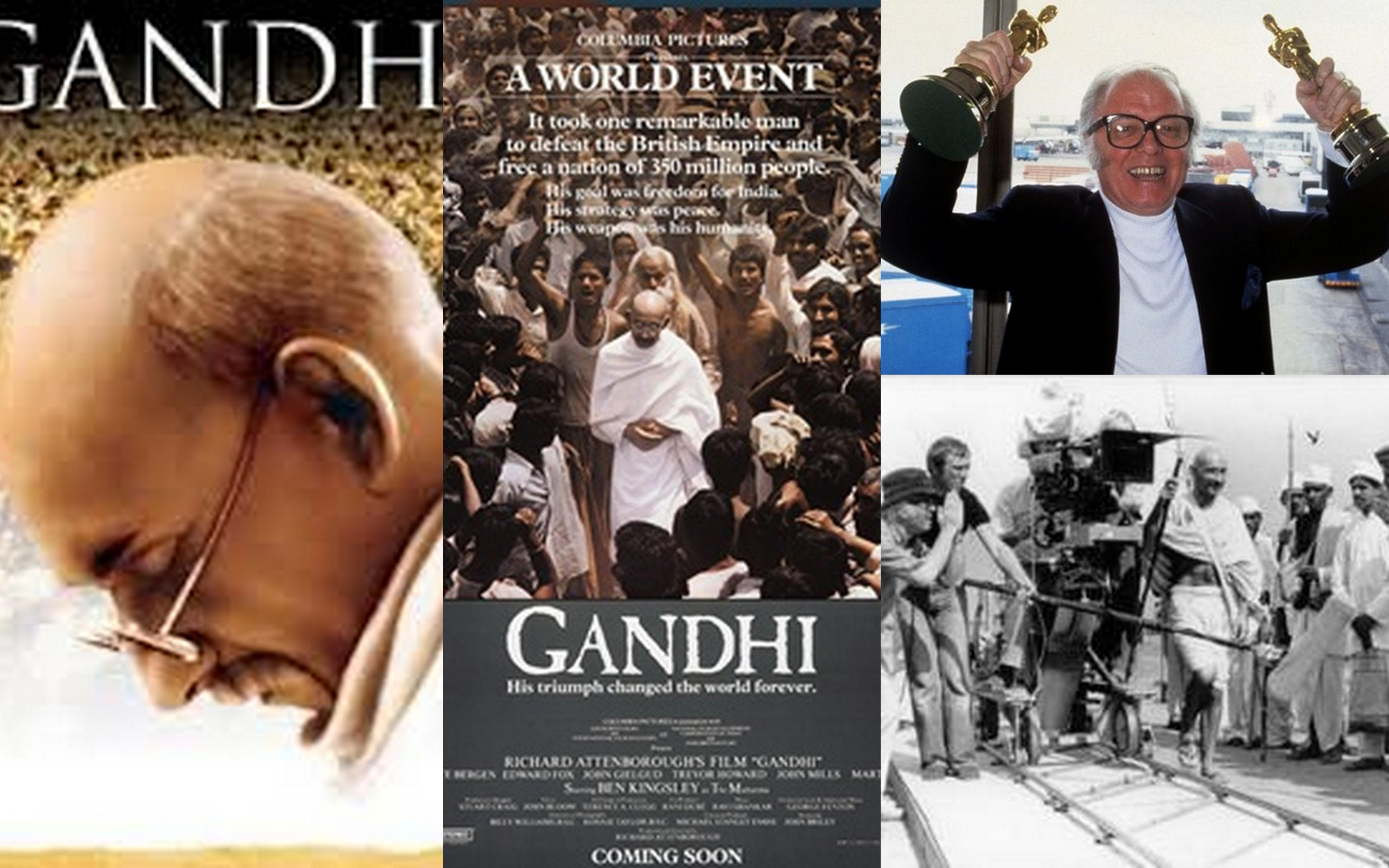 Gandhi le film