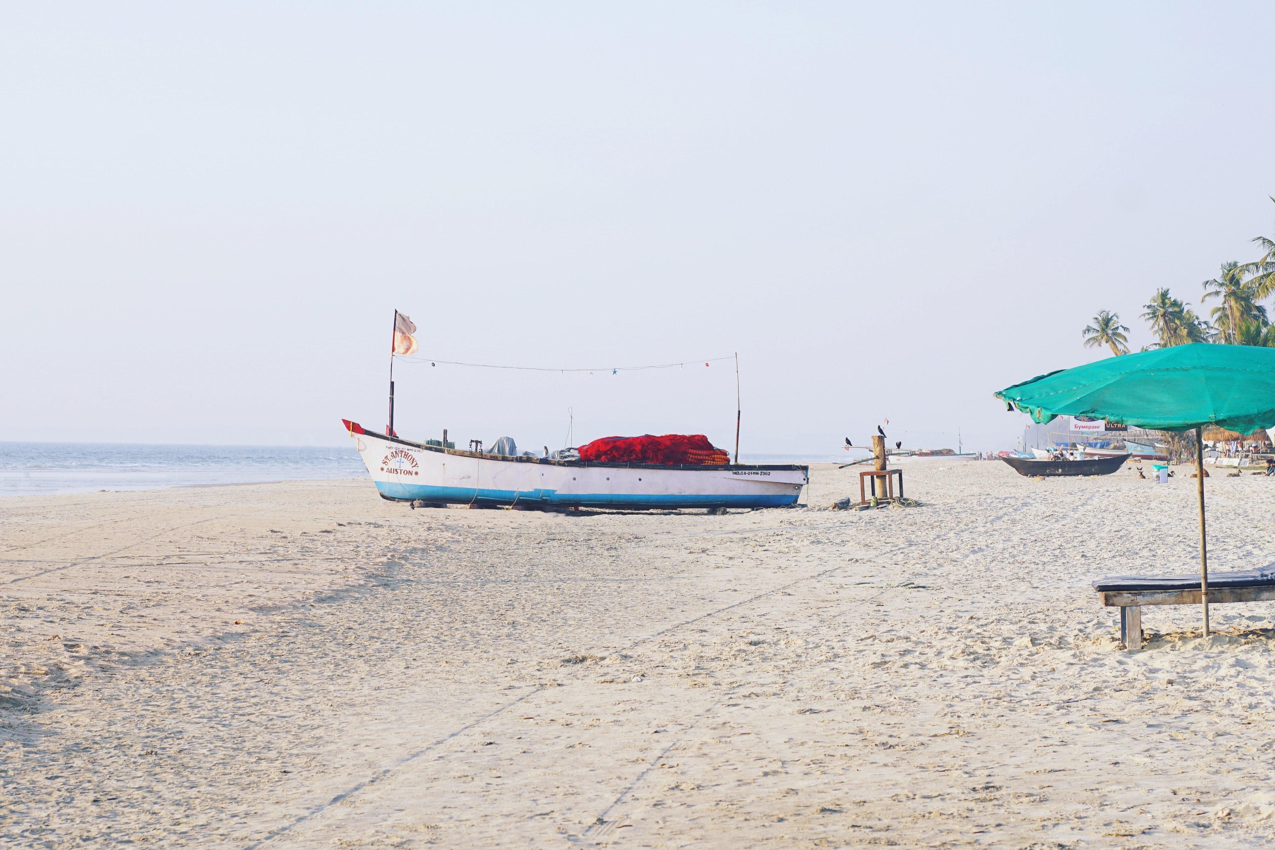 Goa Strand, beste Reisezeit Indien