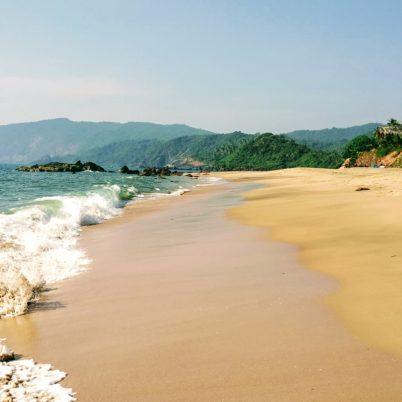 Beaches in India