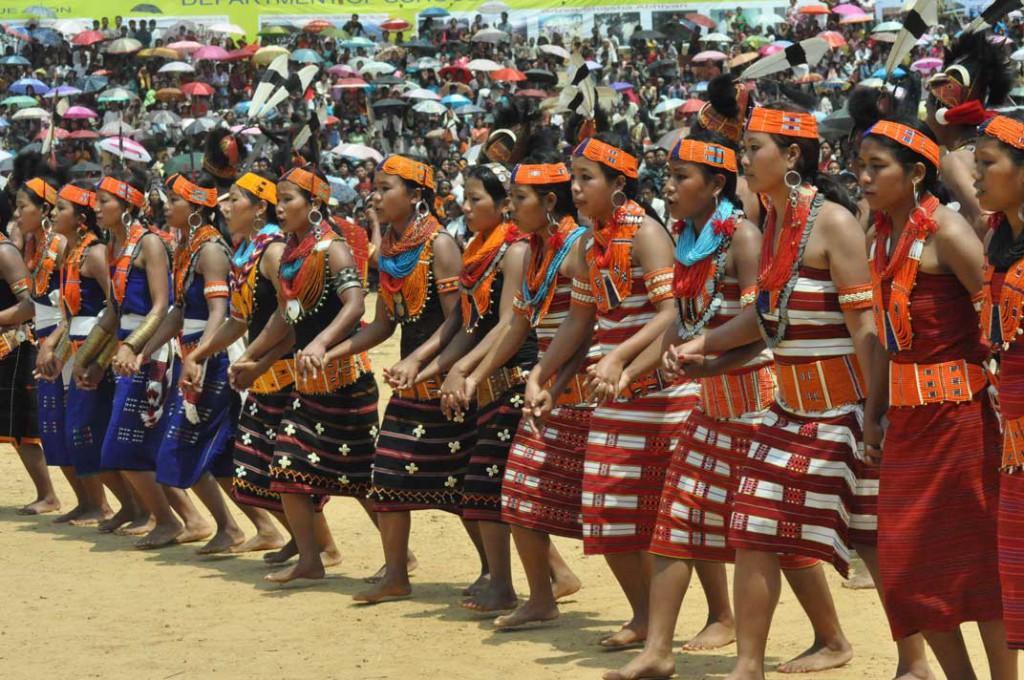 Aoling Festival - tourismnagaland