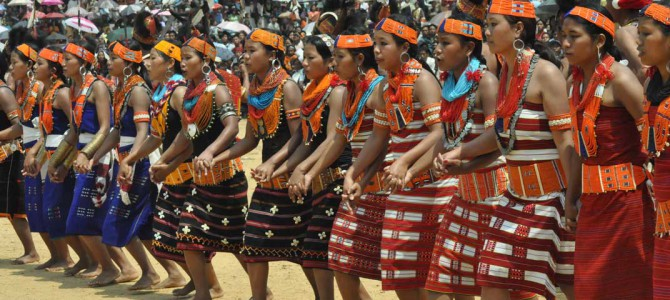 Experiencing the Aoling Festival of Nagaland