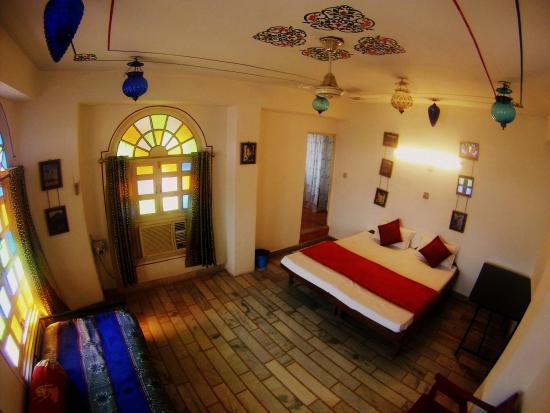 Bunkyard hostel, Best hotels in Rajasthan