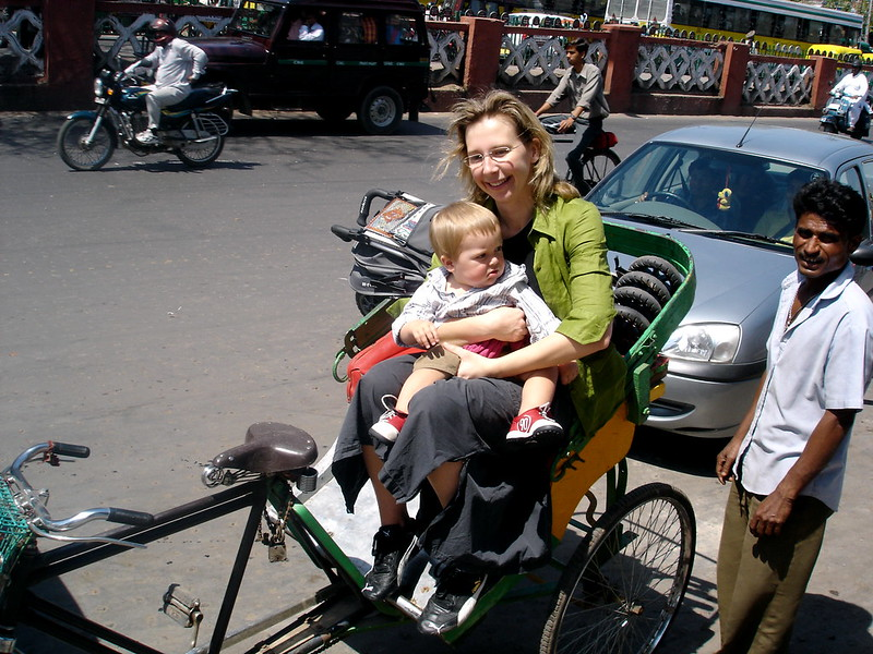 YTravelling with kids in India