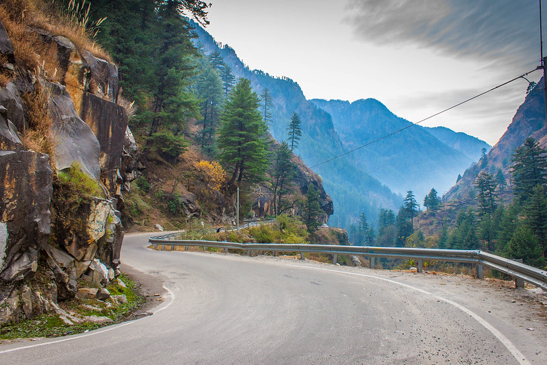Summer road trip in India,