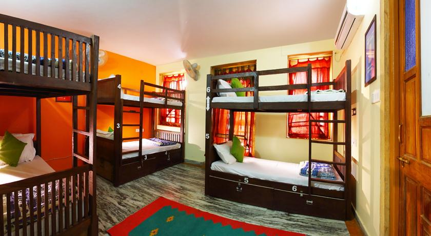 Zostel Jaisalmer - booking-com, Are hostels in India safe for women