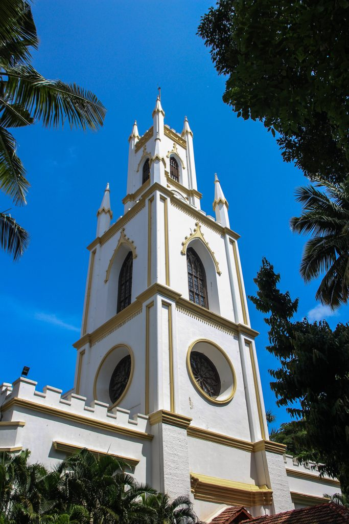 Churches of Bombay