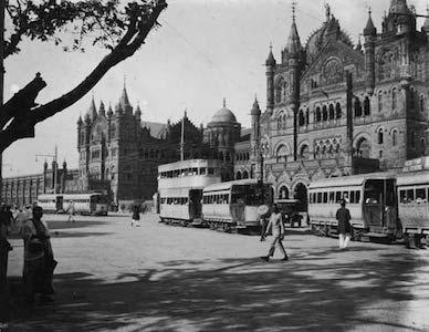 Histoire de Bombay