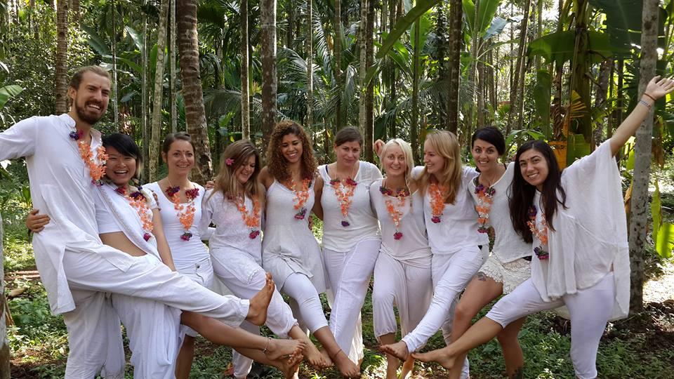 Yoga while traveling in India, Yoga retreat
