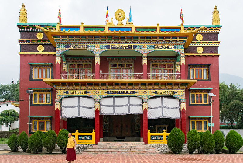 buddhist monastery in India, Buddhism in India, Adventure toutrs in India