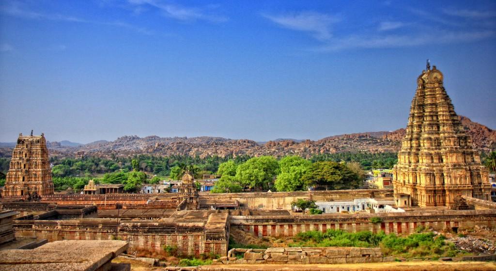 Hampi virupaksha temple@wikipedia