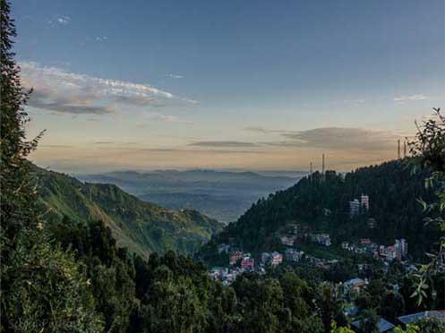 Travel to Dharamsala, India